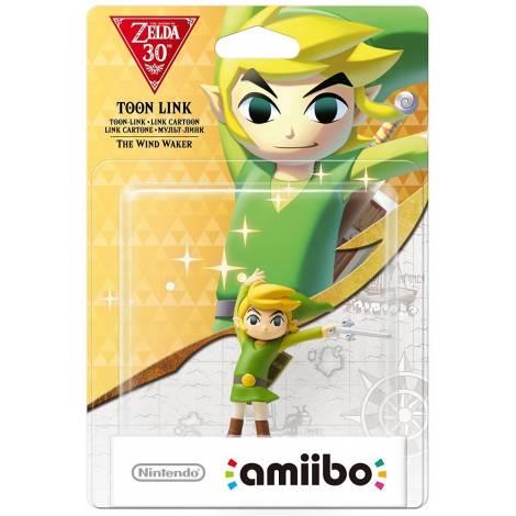 Nintendo Amiibo The Legend of Zelda - Toon Link The Wind Waker