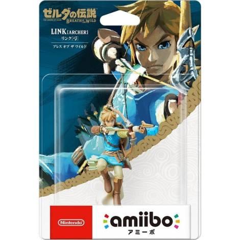 Nintendo Amiibo The Legend Of Zelda - Link Archer
