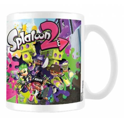 Pyramid Nintendo - Splatoon 2 (Team Splatoon) Coffee Mug (MG24775)