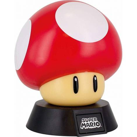 Nintendo Super Mario - Super Mushroom 3D Light (PP4375NNV3)