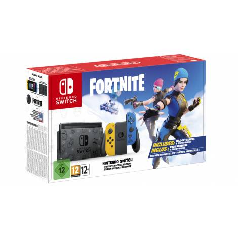 Nintendo Switch 32 GB Fortnite - Special Edition (NINTENDO SWITCH)