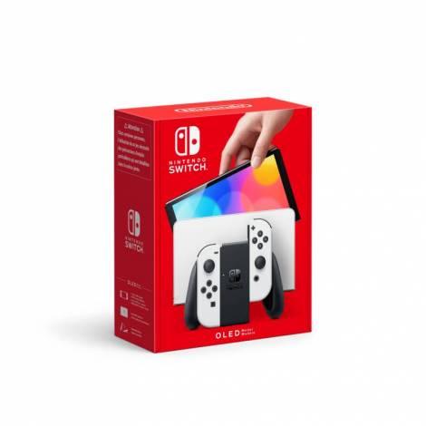 Nintendo Switch OLED Model White Joy-Con