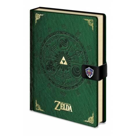 Pyramid Nintendo - The Legend Of Zelda Premium A5 Notebook (SR72444)