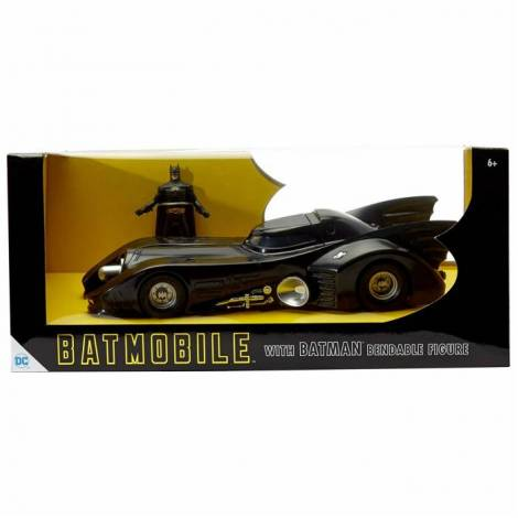 NJ Croce Φιγούρα Batman & Batmobile DC 1989