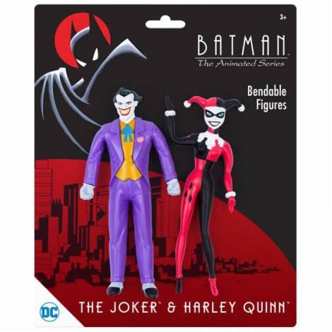 NJ Croce Σετ Φιγούρες Joker & Harley Quinn