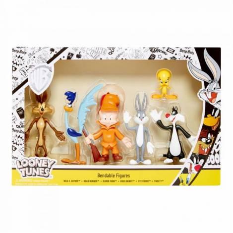 NJ Croce Σετ Φιγούρες Looney Tunes