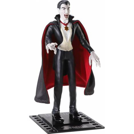 Noble Collection - Bendyfigs Figure : Dracula (NN1162)