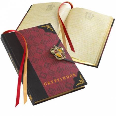 Noble Collection - Harry Potter Gryffindor Journal
