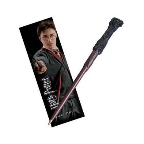 Noble Collection - Harry Potter Pen & Bookmark