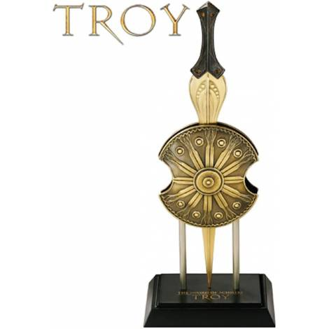 Noble Collection Troy Miniature Sword of Achilles Letter Opener (NN4551)