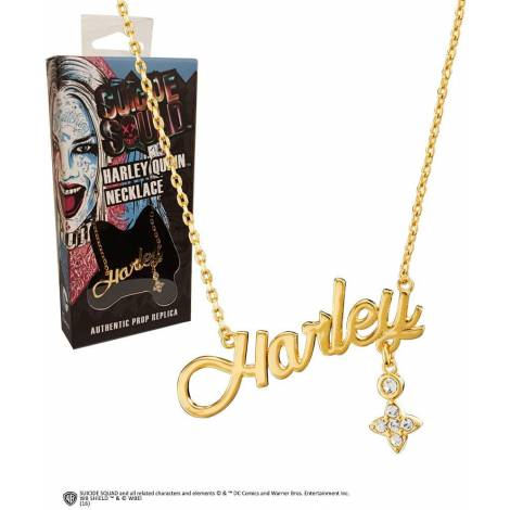 Noble Collections Collectible Harley Quinn (Suicide Squad) Necklace Multicolour (NN4566 )