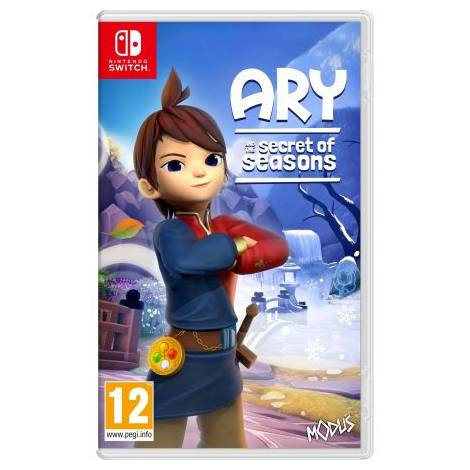 NSW Ary and the Secret of Seasons (EU)