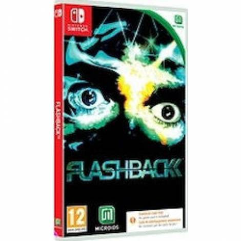 NSW Flashback Replay (Code in a Box - κωδικός στο κουτί) (EU)