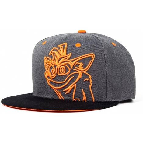 Numskull Crash Bandicoot - Embroidered Premium Snapback