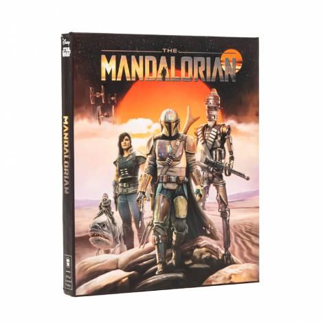 Numskull Star Wars The Mandalorian Collectible Pin Case Set