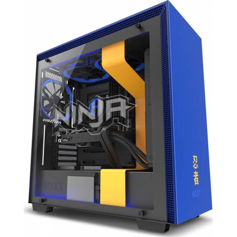 NZXT H700i NINJA Special Edition ATX Mid-Tower PC Case