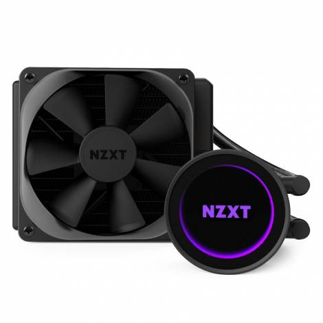 NZXT Kraken M22 (120mm) Variable Speed Liquid Cooler (RL-KRM22-01)
