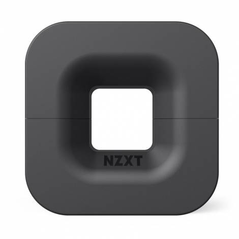 Nzxt Puck Black - Cable Management & Headset Mounting Solution - Magnetic (BA-PUCKR-B1)