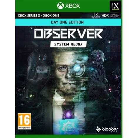 Observer System Redux (Xbox One / Xbox Series X)