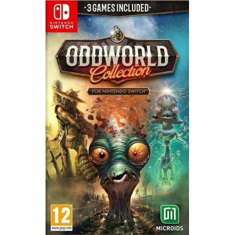 Oddworld Collection (Nintendo Switch)