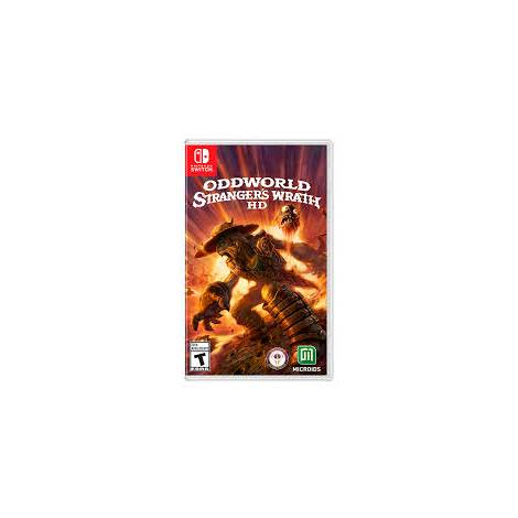 Oddworld Stranger Wrath (Nintendo Switch)