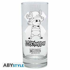 ONE PIECE CHOPPER GLASS (ABYVER003)