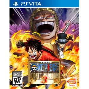 One Piece Pirate Warriors 3 (PS Vita)