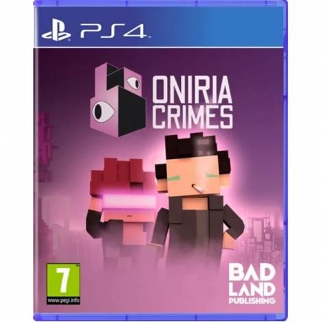 Oniria Crimes (PS4)