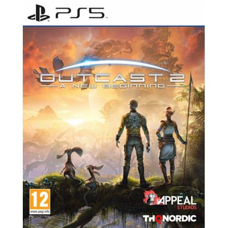 Outcast 2: A New Beginning (PS5)