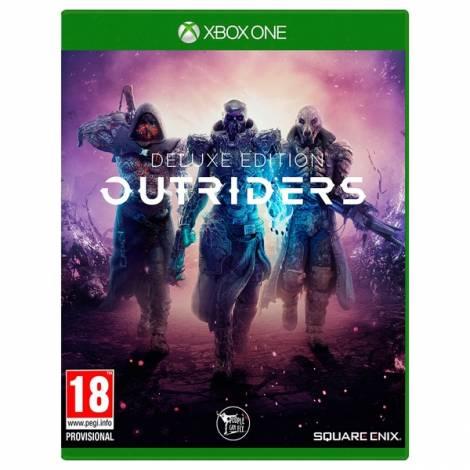 Outriders (Xbox One) (Pre-Order Bonus Free Deluxe Edition Upgrade)