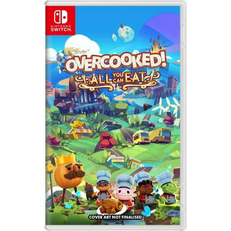 Overcooked : All You Can Eat (NINTENDO SWITCH)
