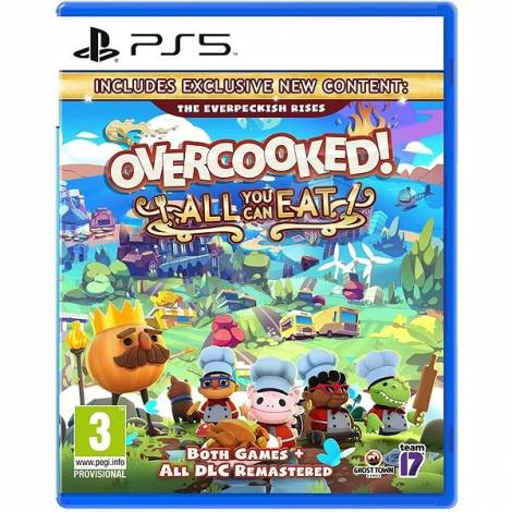Overcooked - All You Can Eat (PS5)