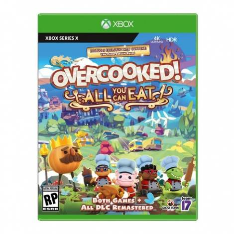 Overcooked - All You Can Eat (XBOX SERIES X)