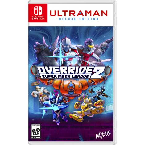 Override 2 : Ultraman Deluxe Edition (NINTENDO SWITCH)