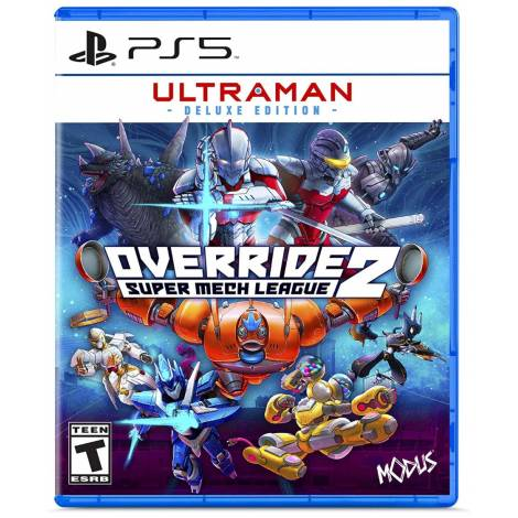 Override 2 : Ultraman Deluxe Edition (PS5)