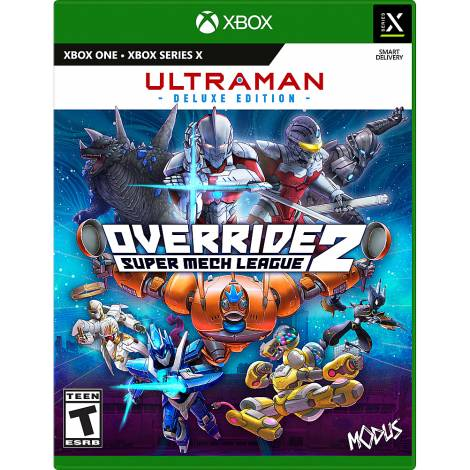 Override 2 : Ultraman Deluxe Edition (XBOX ONE , XBOX SERIES X)