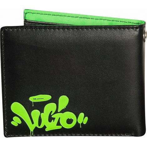 Overwatch Lucio Bi Fold Graphic Wallet (7941)