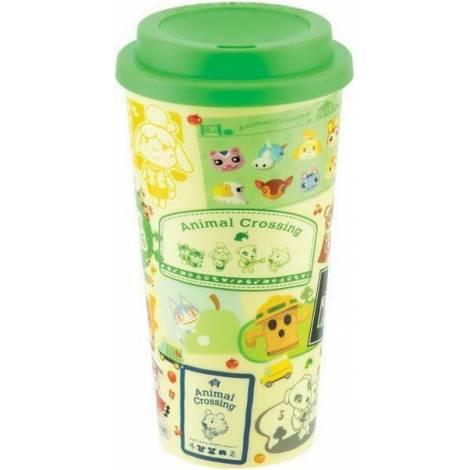 Paladone Animal Crossing Plastic Travel Mug (PP7723NN)