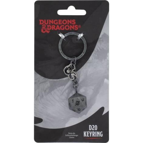 Paladone D20 Keyring (PP6643DD)