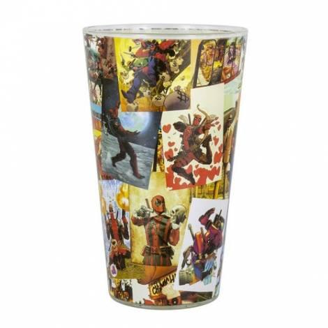 Paladone - Deadpool Glass (PP5162DPL)