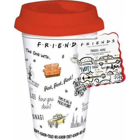 Paladone Friends - Travel Mug (PP5565FR)