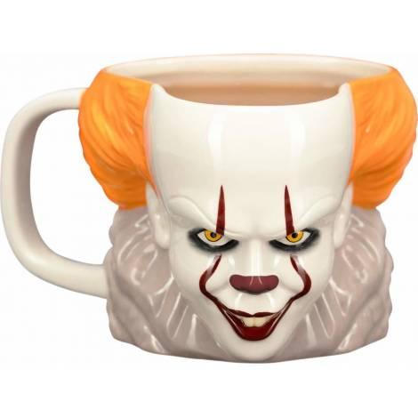 Paladone it - Pennywise Shaped mug (PP5157IT)