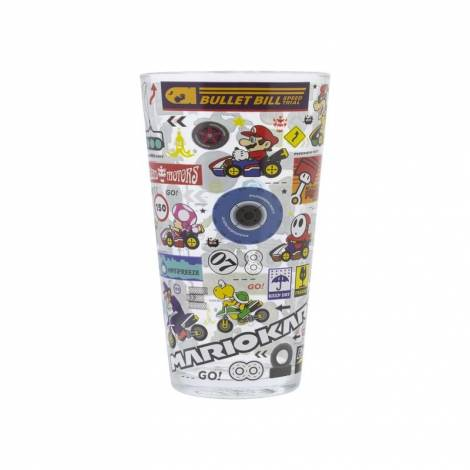 Paladone Mario Kart Glass (PP8325NN)