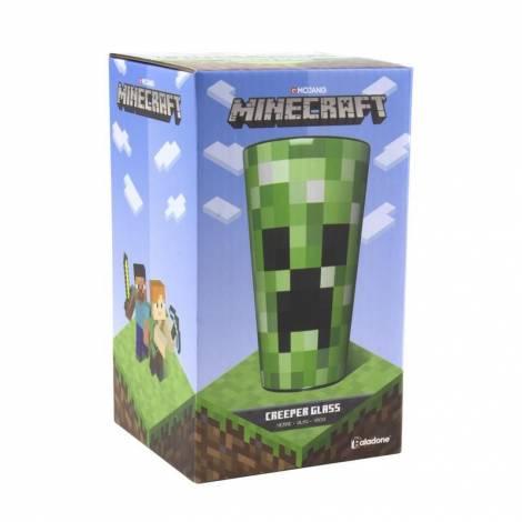 Paladone Minecraft Creeper Glass (PP6729MCF)