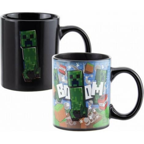 Paladone Minecraft Creeper Heat Change Mug (PP7975MCF)