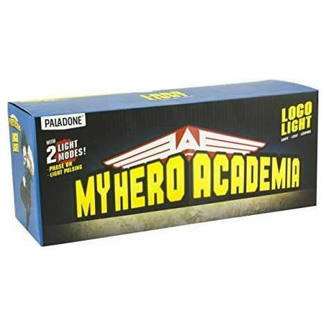 Paladone My Hero Academia PP6615MHA Logo Icon Light