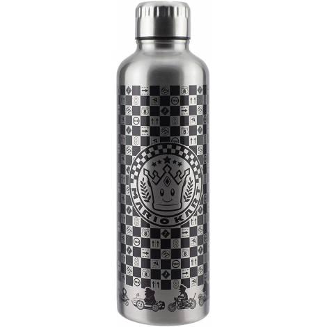 Paladone Nintendo Mario Kart Metal Water Bottle (PP8049NN)