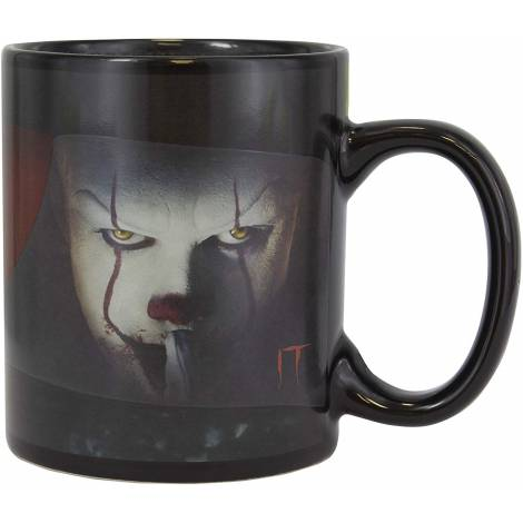 Paladone Pennywise Mug Colour & Design Changes When Hot 300ml (PP5155IT)