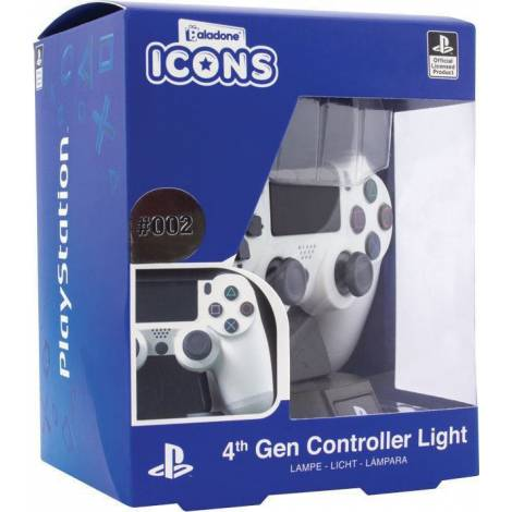 Paladone Playstation 4th Gen Controller Icon Light BDP (PP6398PS)