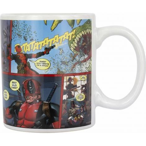 Paladone Products Deadpool - Comics Heat Change Mug (PP5169DPL)